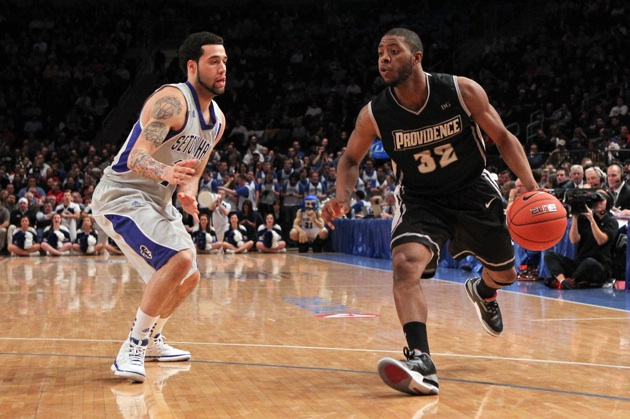 NCAA Basketball: Big East Tournament-Providence vs Seton Hall