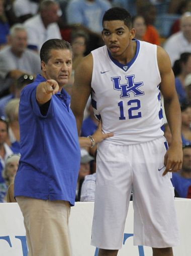 official photos ac402 333e1 NBA Scout: Towns is Kentucky's Best Prospect 'and It's Not ...