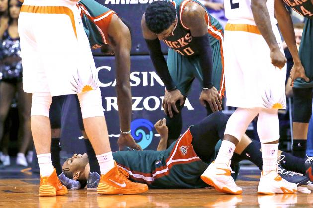 Jabari Parker Injured