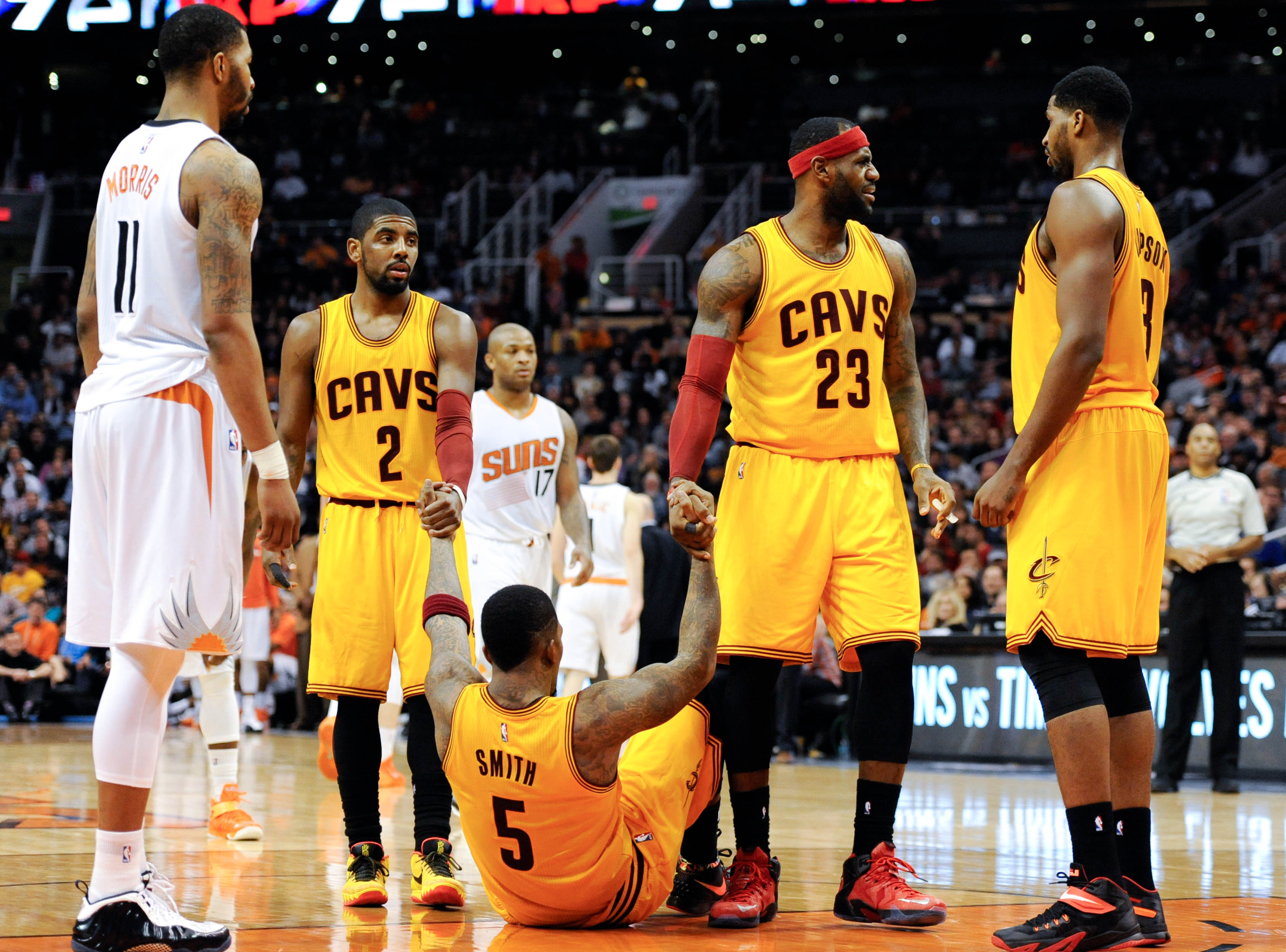 5314a0021a7a Kyrie Irving recently requested trade from Cavaliers