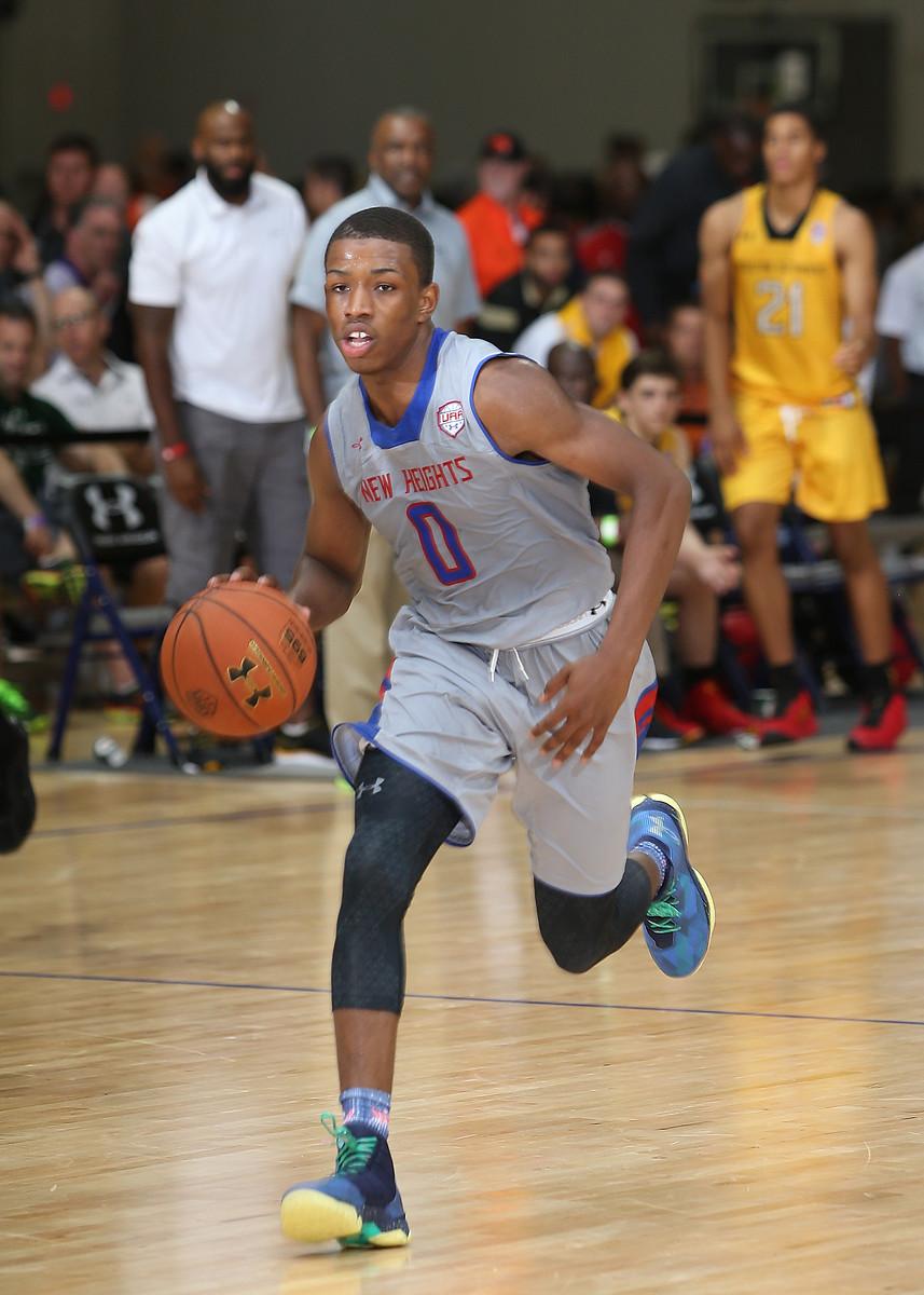 new style 8e06a 8b26f Sonny Vaccaro says Nike should credit Isaiah Washington on ...
