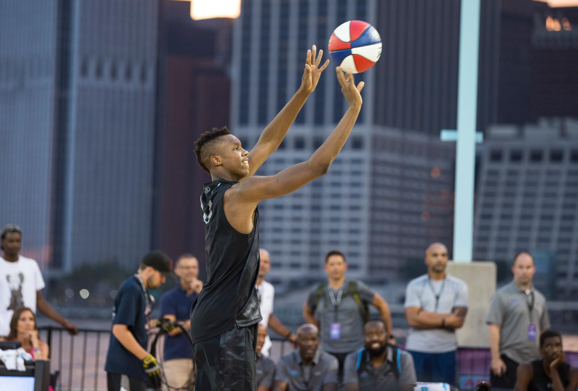 2013 Recruits Uk Basketball And Football Recruiting News: 2018 Wing Louis King Talks Kentucky, Recruiting