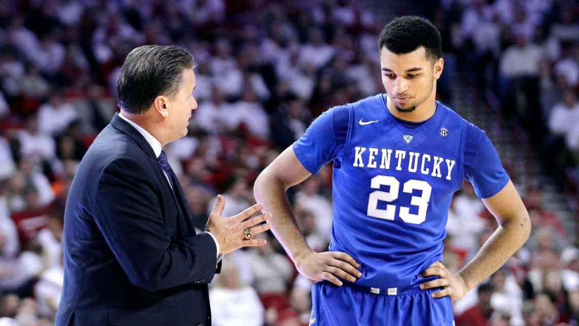 Kentucky Leads All Schools With 24 Players on NBA Opening