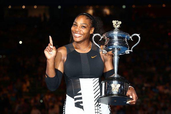 Serena Beats Venus for Open-Era Record 23rd Grand Slam Title