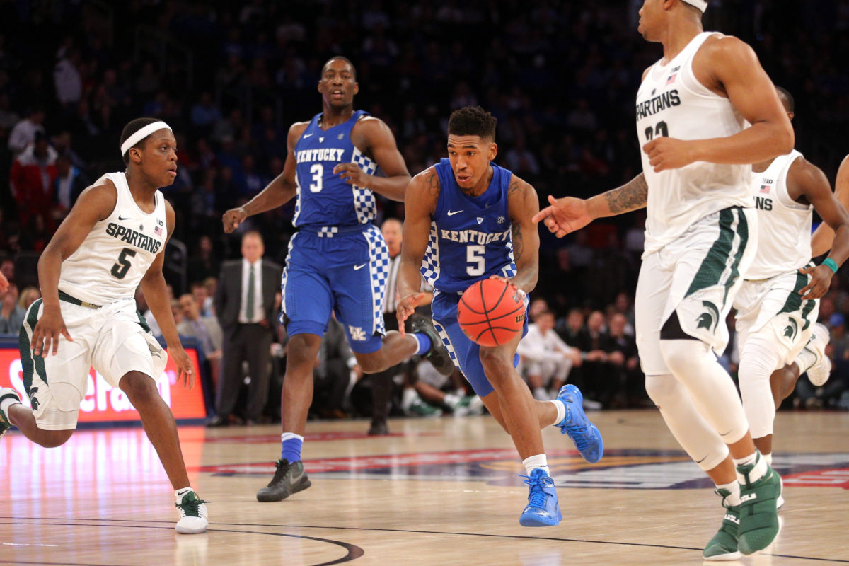 Kentucky s Malik Monk to miss summer league with Hornets with ankle injury e91d070c6