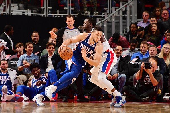 f20725e37e8 Simmons, Ball, Tatum, Jackson, Fox among NBA rookies making immediate impact