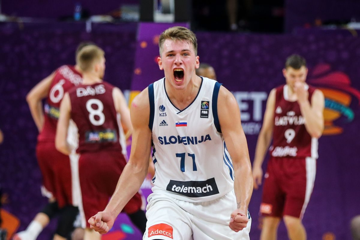 Projected No. 1 pick Luka Dončić wows with double-crossover and ... f644d6a74