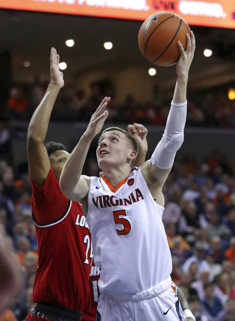 No. 2 Virginia remains unbeaten in ACC with win over ...
