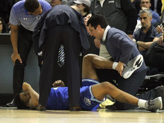 Seton Hall Providence Game Suspended In Second Half Due To