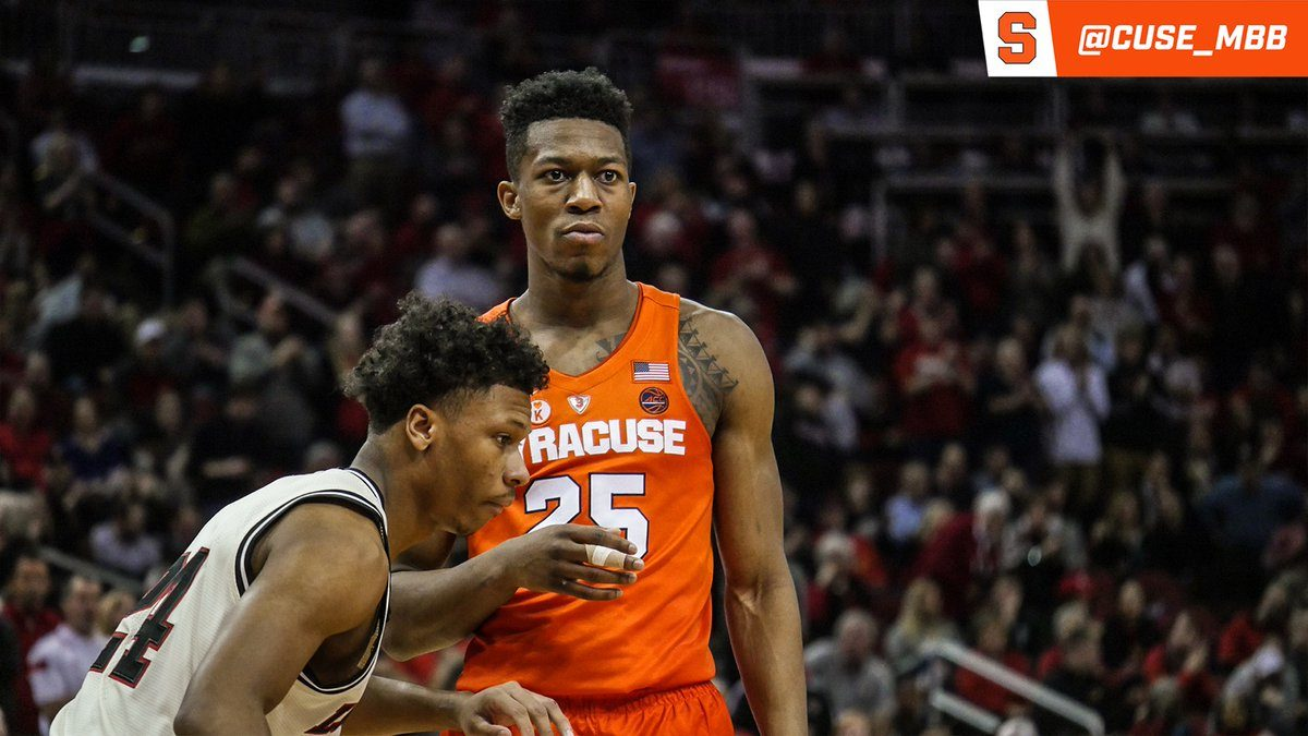 Syracuse Picks Up Biggest Resume Booster To Date With Road Win At