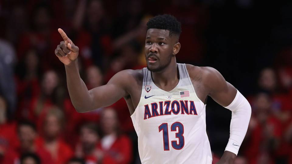 2018 NBA Draft Early Entry List