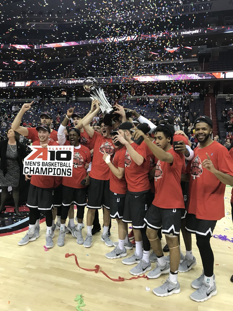Davidson Punches NCAA Tournament Ticket With Upset of URI ...