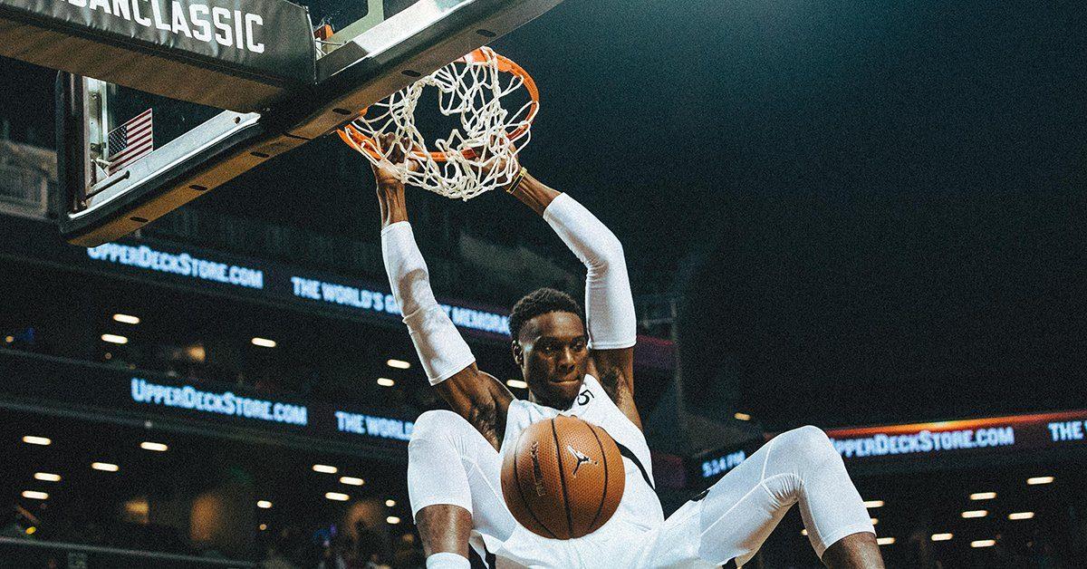 LSU Bound Emmitt Williams Drops 44 In Jordan Classic Impresses NBA Scouts