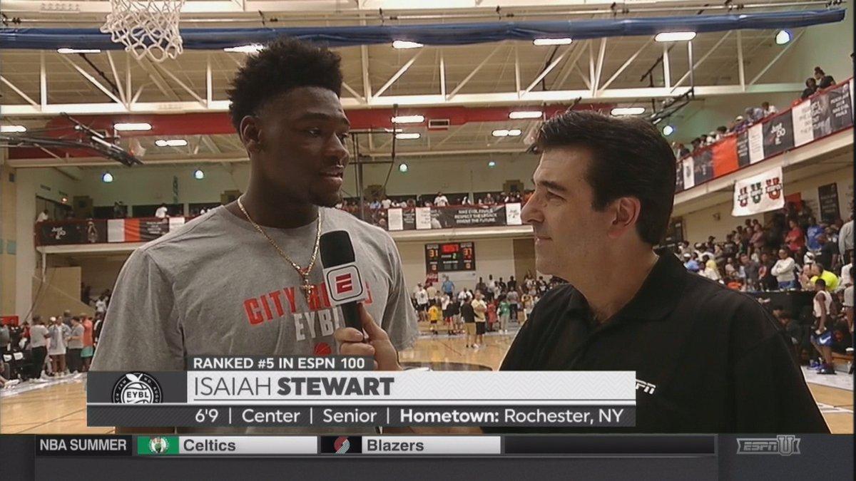 Isaiah-stewart