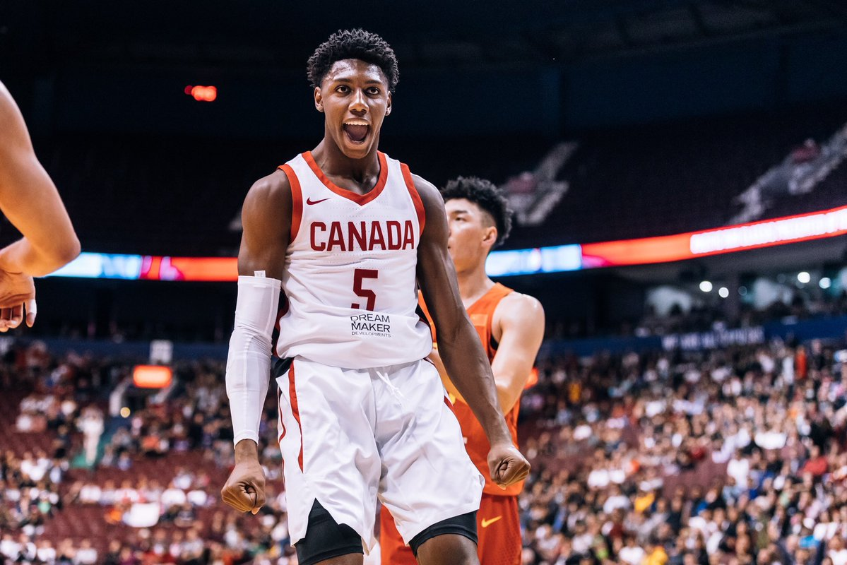 The R J Barrett Era Is About To Begin At Duke