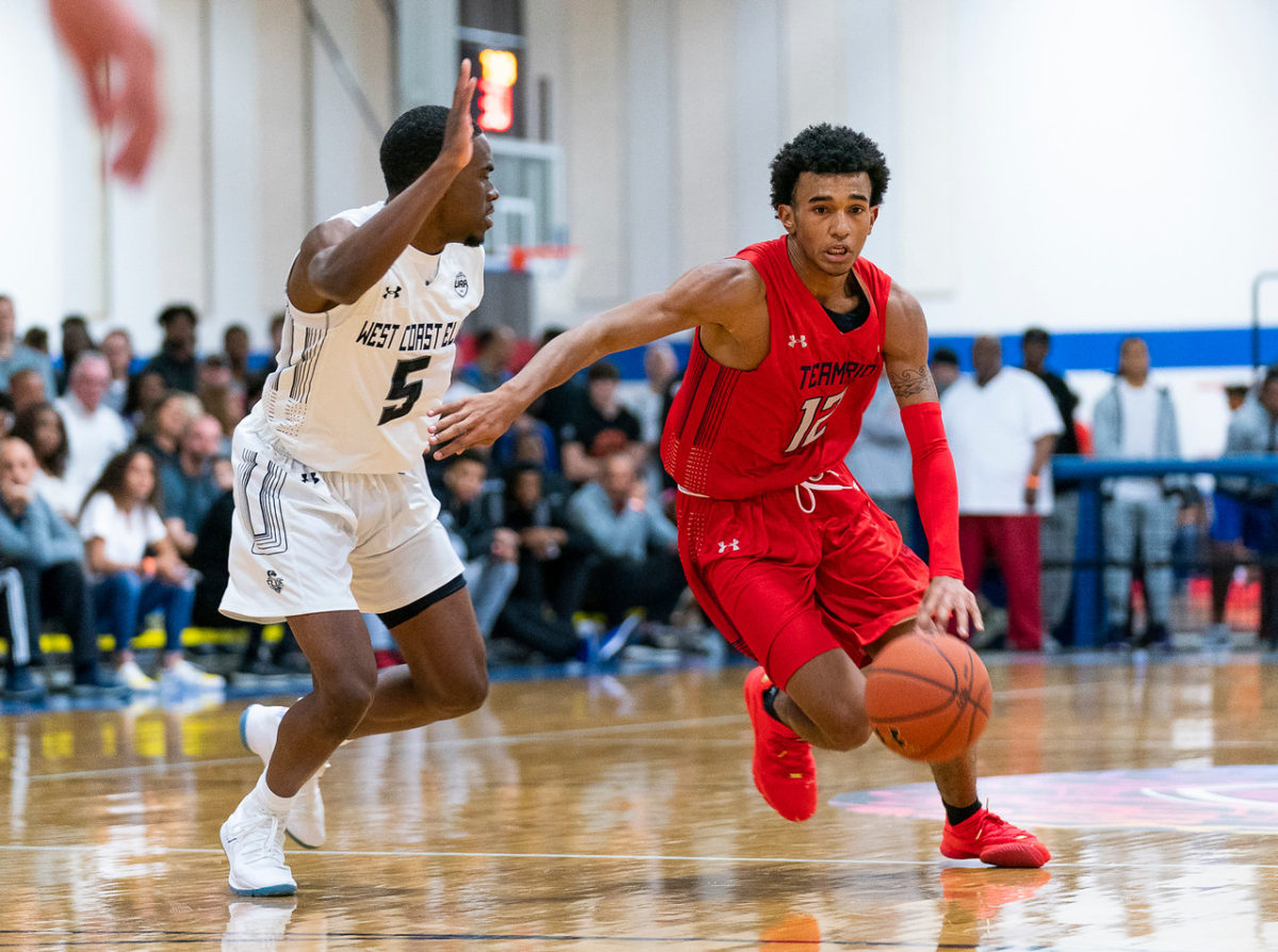 2019 guard Jalen Gaffney down to four schools, sets home ...