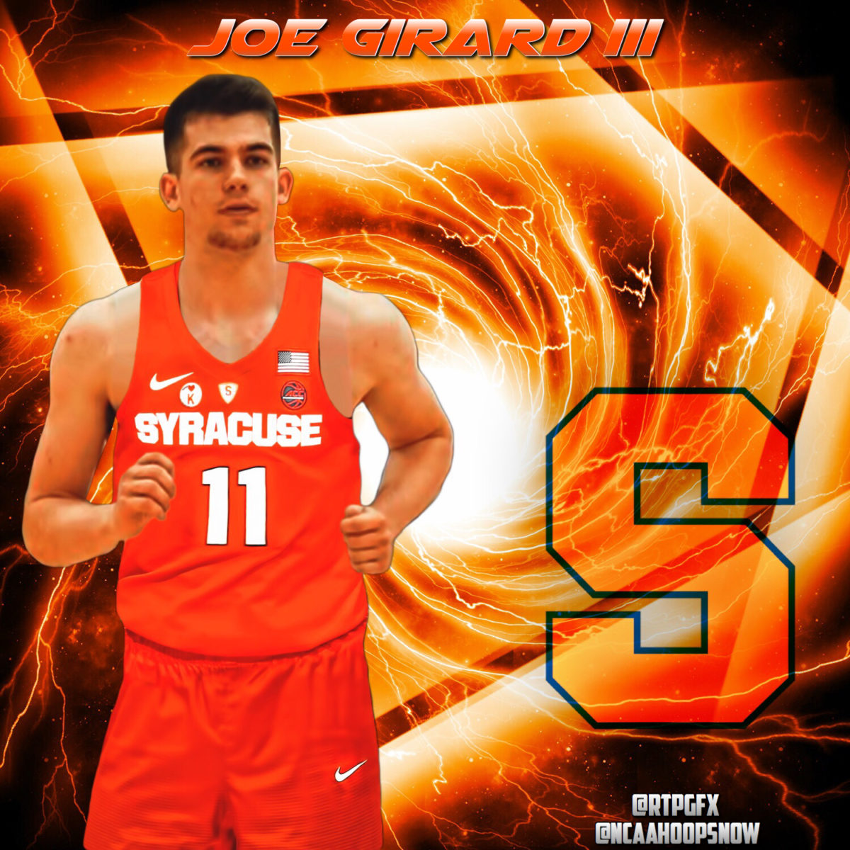 Syracuse Lands Joe Girard Iii Zagsblog