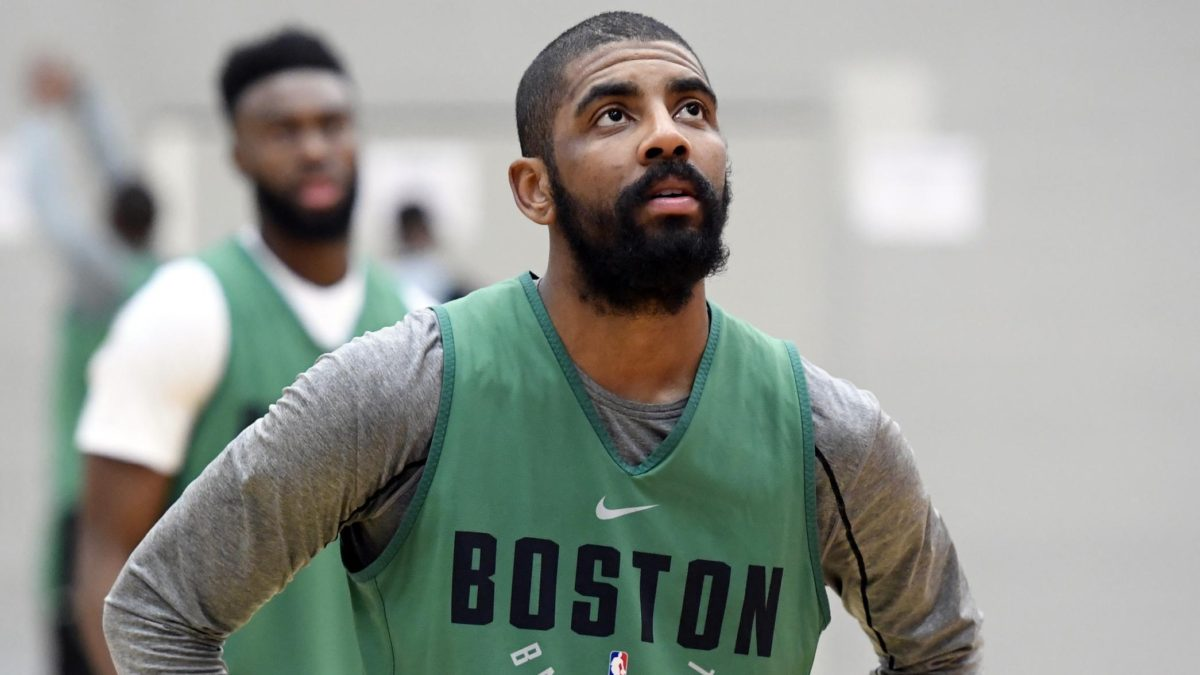 "2df58752f12a Kyrie Irving said on Thursday that he ""meant no disrespect"" after he  criticized Thanksgiving."