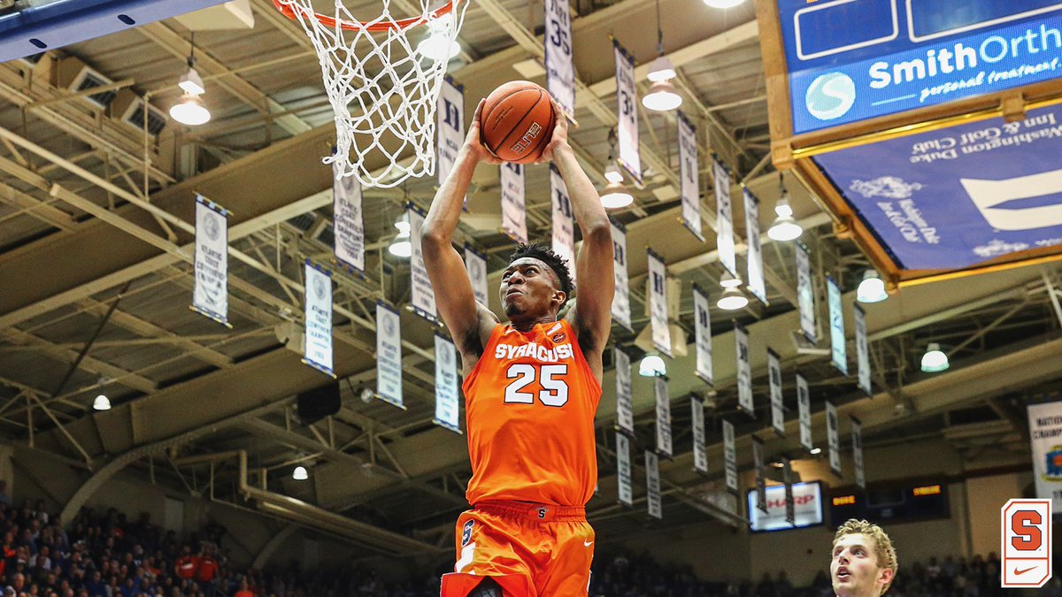 Tyus Battle to leave Syracuse for NBA Draft