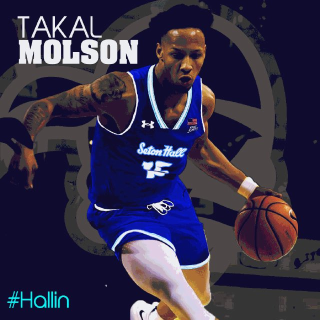 Seton Hall adds Canisius transfer Takal Molson