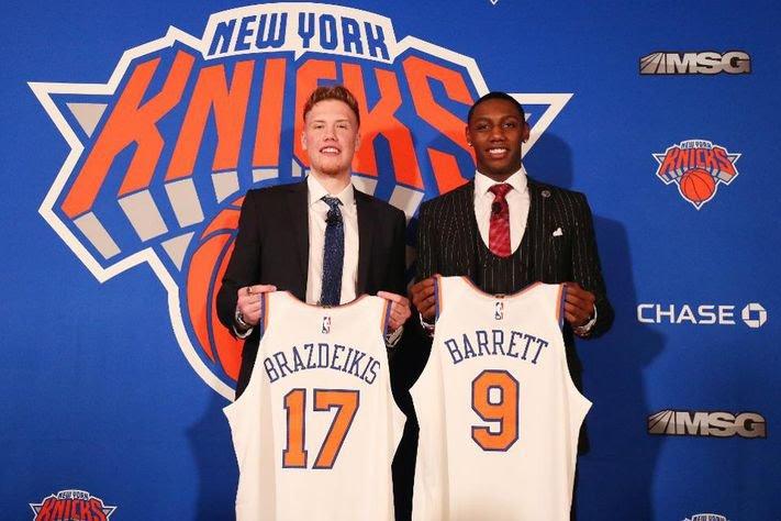 online store 96fdb 7f53a Knicks announce Summer League Roster | Zagsblog