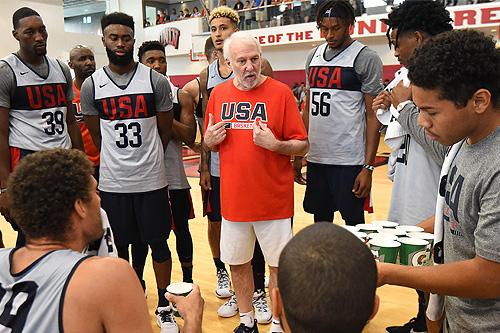 USA Basketball World Cup roster finalized | Zagsblog