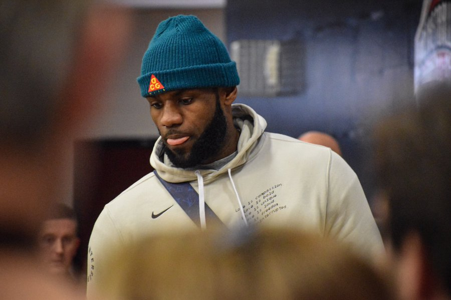 Lebron James Bronny James Both Take Losses On Same Day In Same State Zagsblog