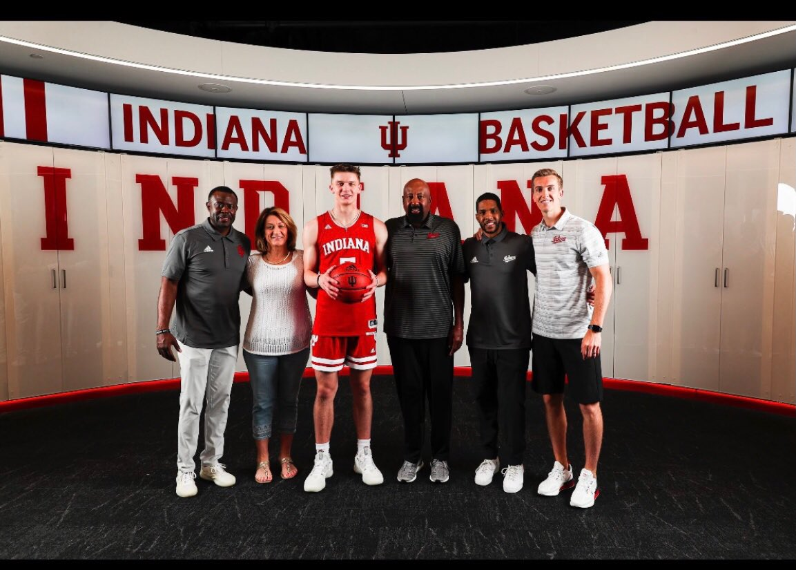 2022 wing Justin Taylor takes official visit to Indiana