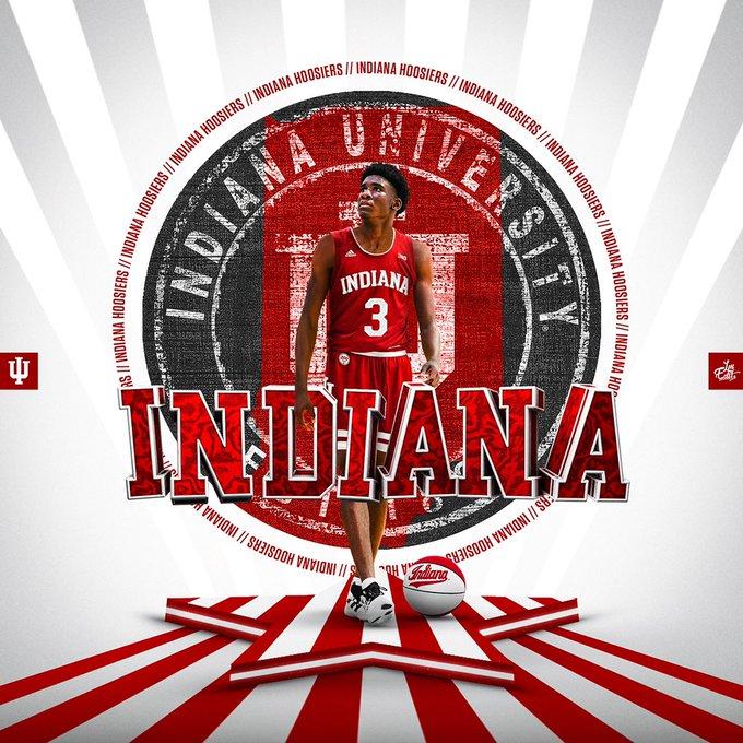 2022 four-star forward Kaleb Banks commits to Indiana
